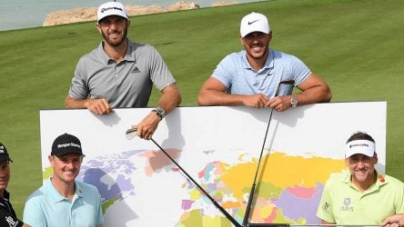 Dustin Johnson and Brooks Koepka have committed to the 2020 Saudi International.