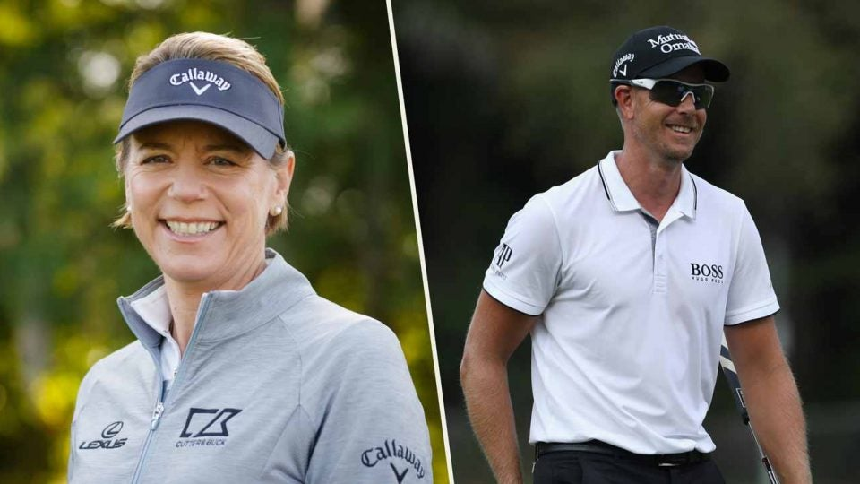 Annika Sorenstam and Henrik Stenson are hosting a groundbreaking new event in Sweden in June 2020.