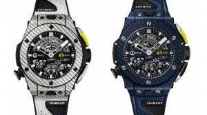 Hublot Big Bang Unico Golf watch