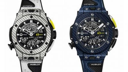 Hublot Big Bang Unico Golf watch