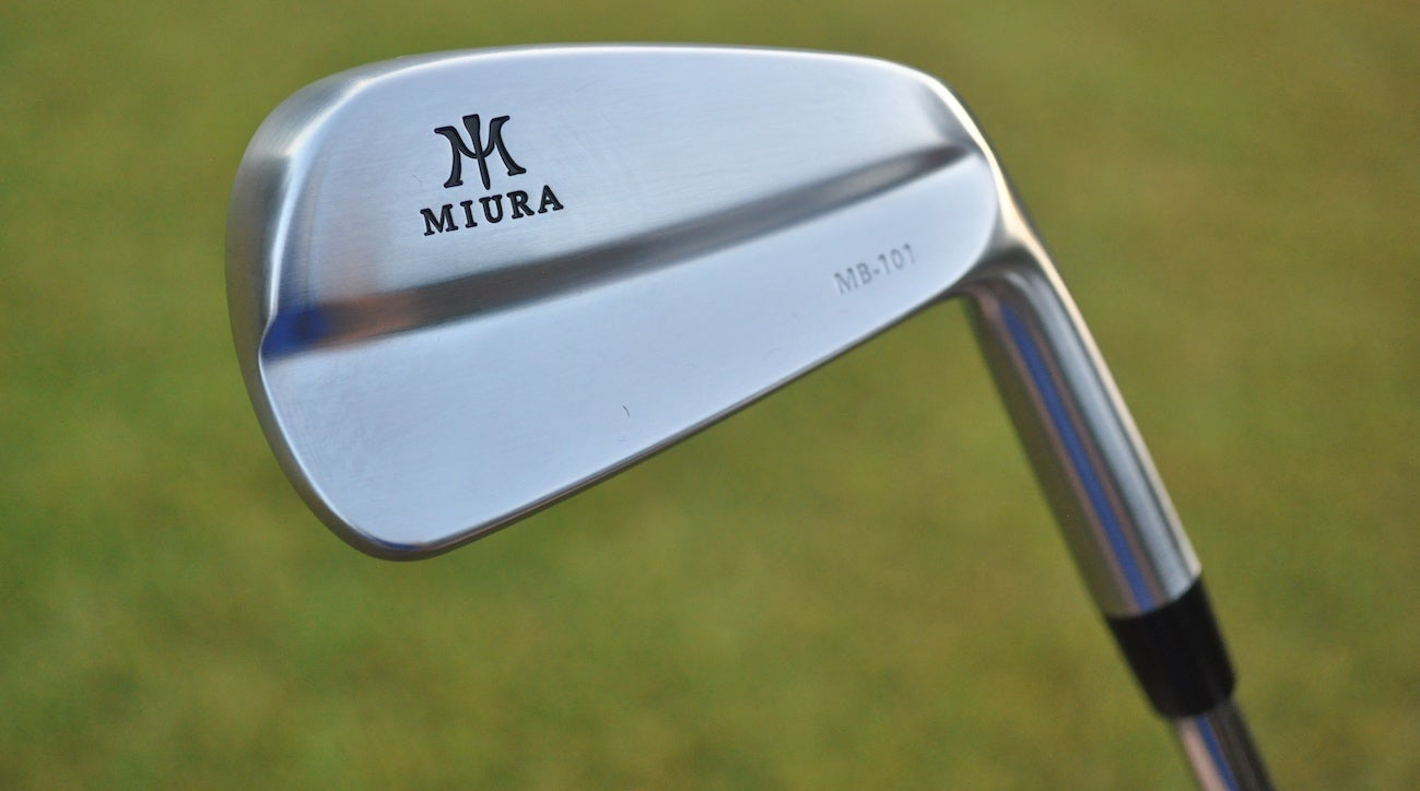 Shinei Miura On The Tiger Woods Iron Rumors Sole Width And Much More