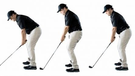 Perfect posture is the first step to creating safe, efficient and functional movement within your golf swing.