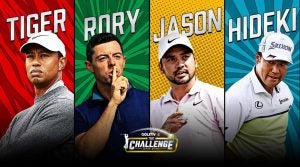 Coverage of The Challenge: Japan Skins begins at 11 ET on Sunday night.