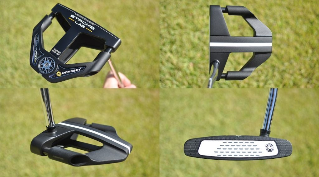 A look at Odyssey's Stroke Lab Bird of Prey from every angle.