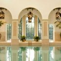 Sea Island indoor pool