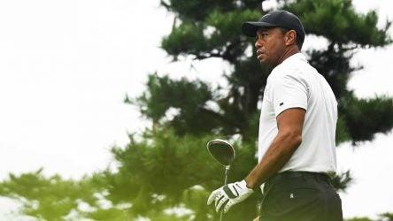 Tiger Woods Zozo R2