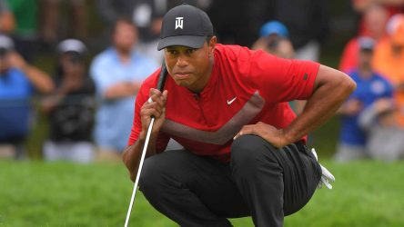 Tiger Woods is gunning for the 2020 U.S. Olympic team.