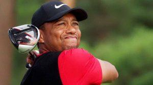 Tiger Woods won his 82nd PGA Tour Championship on Monday morning in Japan.
