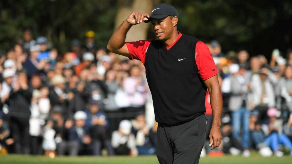 How had Tiger Woods changed over the years? Michael Bamberger joined the Drop Zone podcast to break it down.