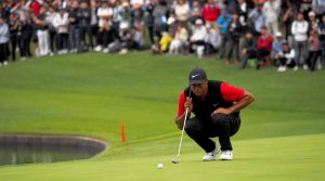 Tiger Woods was in the groove with his putter all week at the Zozo Championship.