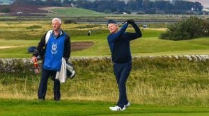Bill Murray, comedian, actor, golfer.
