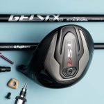 GelSTX Golf created a proprietary gel-infused shaft manufactured by industry leader Fujikura.