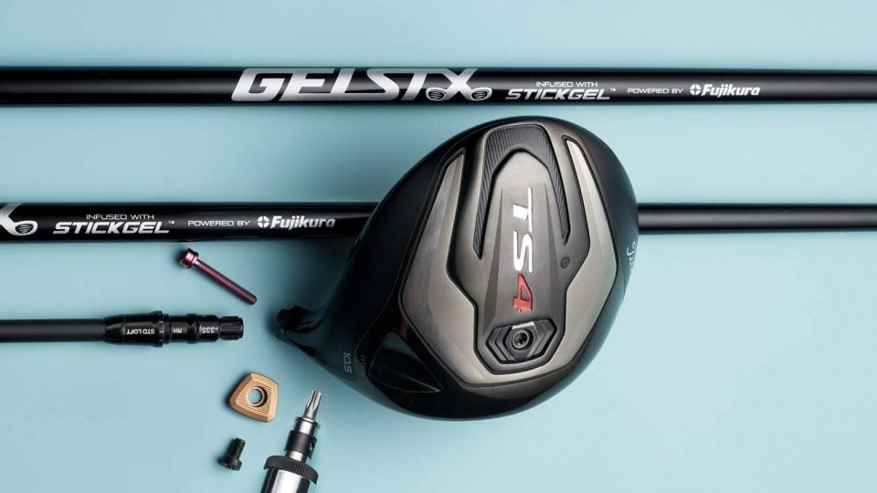 GelSTX Golf created a proprietary gel-infused shaft manufactured by industry leader Fujikura.