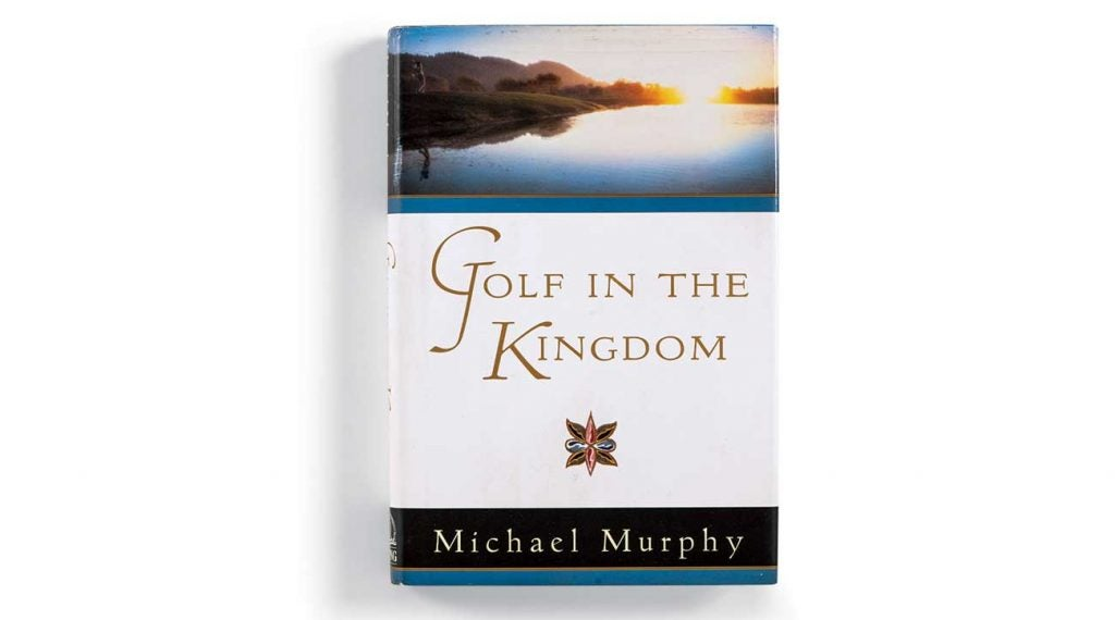A first edition of Golf in the Kingdom.