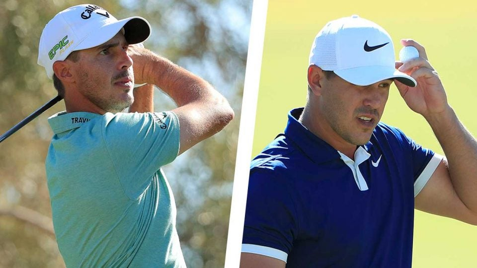Brooks Koepka: Brother Chase 'kicked My A-- This Week