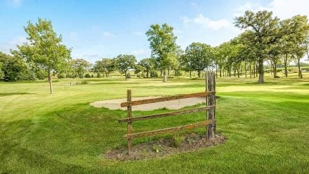 A view of Oak Meadow in New Prague, Minn., which to so many people is much more than a backyard golf course.