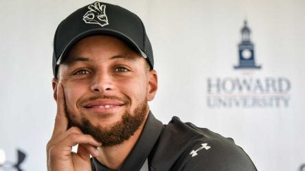 There are a few great golf courses NBA star Steph Curry hasn't played yet.
