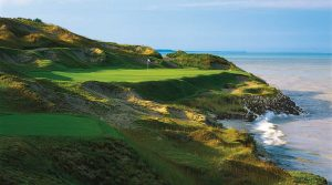 Whistling Straits in Wisconsin has hosted PGA Championships and will also host the 2020 Ryder Cup.