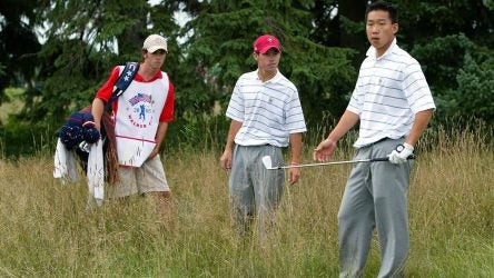 Anthony Kim and Brian Harman had been crushing the souls of junior golfers for years before they were Walker Cup teammates.