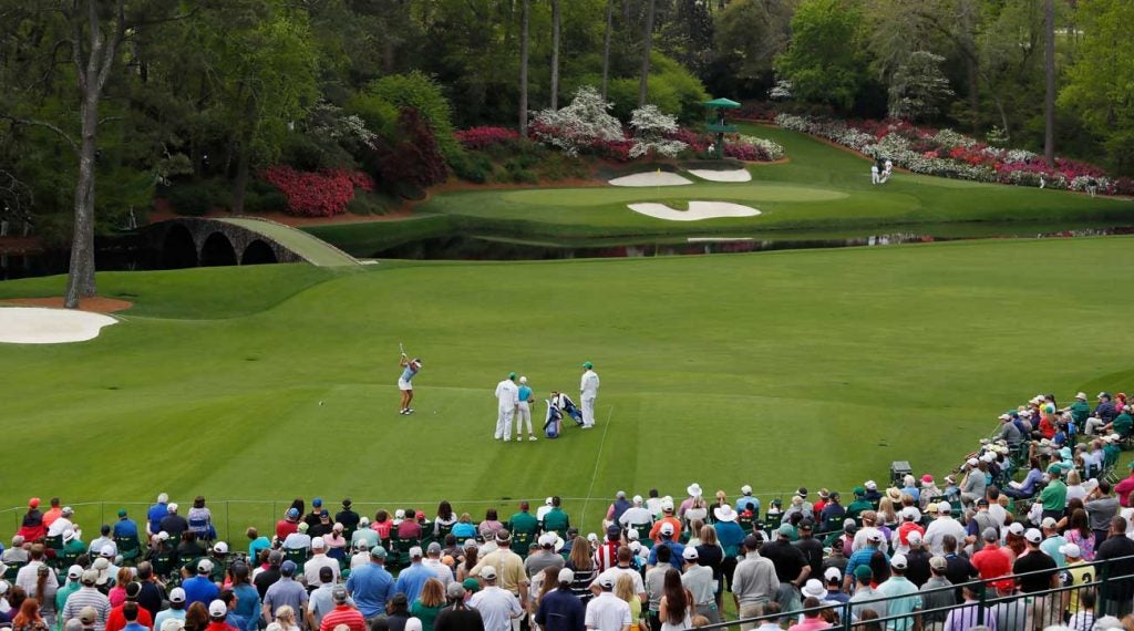 The inaugural Augusta National Women's Amateur was a rousing success.