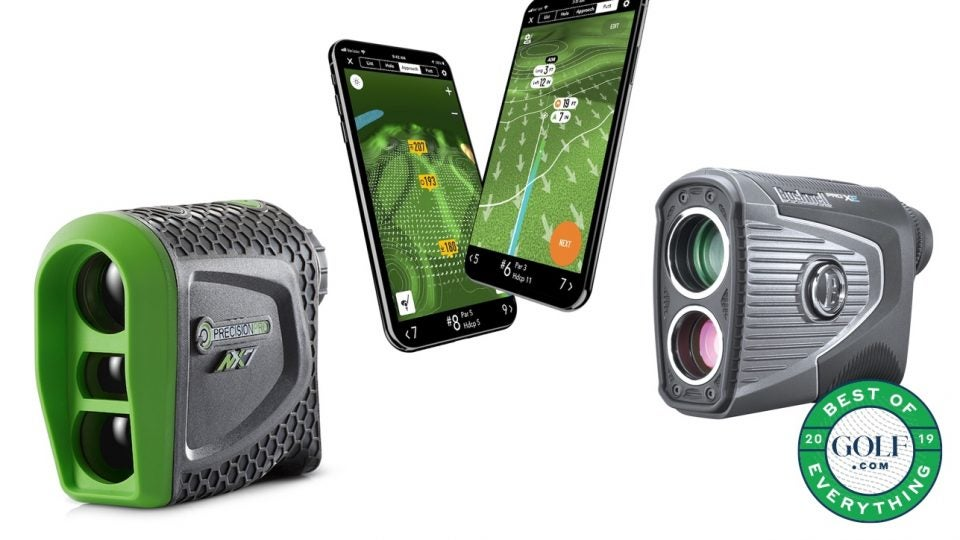 Check our choices for the best golf rangefinders below.