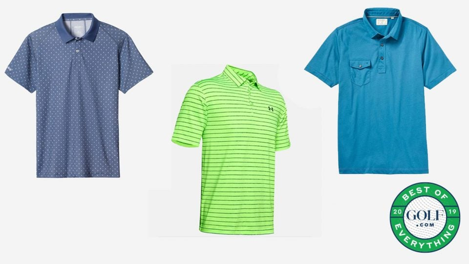 best of golf polos