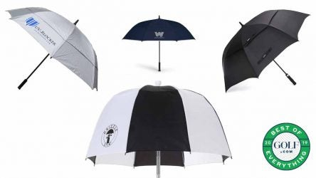 We've got some factors for you to consider when picking out your next golf umbrella.