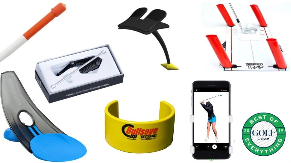 Here are our picks for the best golf practice aids.