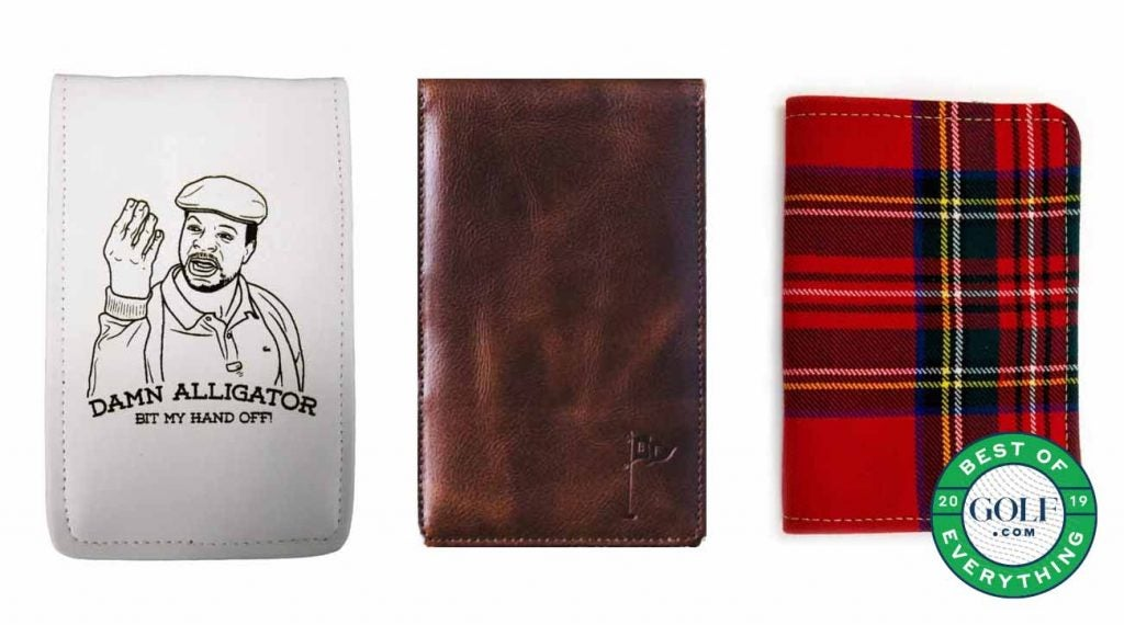 Looking for a new scorecard holder? We've got you covered.