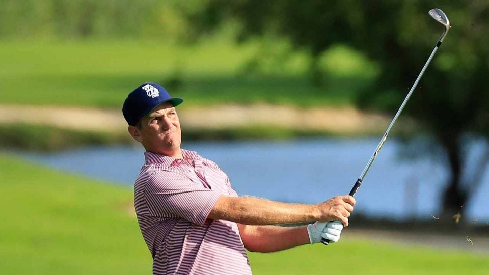 Brendon Todd won the Mayakoba Golf Classic on Sunday.