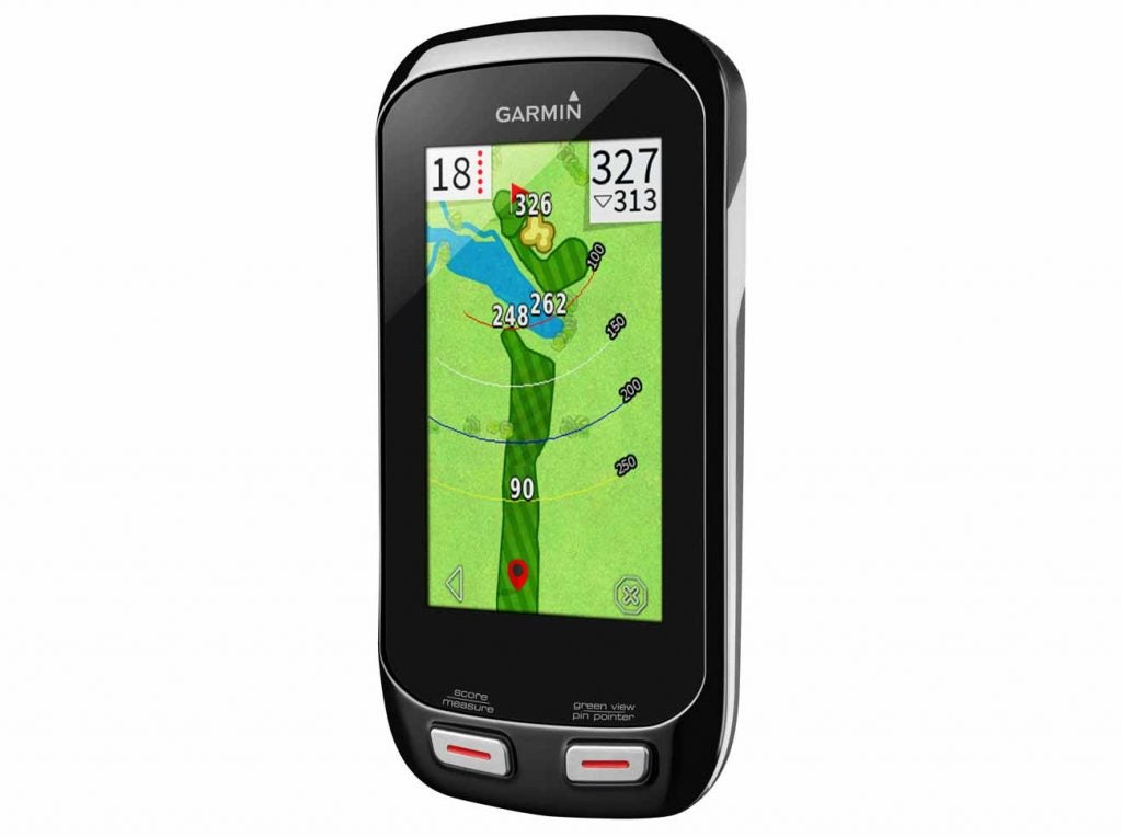 Garmin Approach G8 Golf GPS.