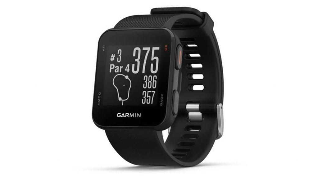 Garmin Approach S10 Golf Watch.