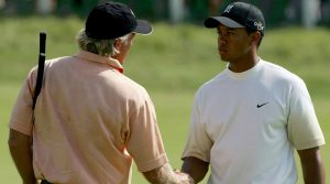 Greg Norman expressed some dismay that Tiger Woods didn't respond to a congratulatory post-Masters note.