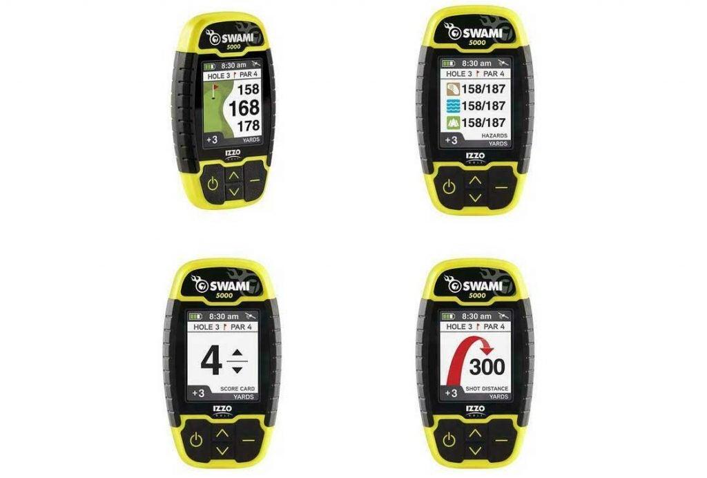IZZO Swami 5000 Golf GPS.