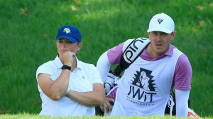 Kendall Dye was penalized at Q-School Series due to an advice rule.