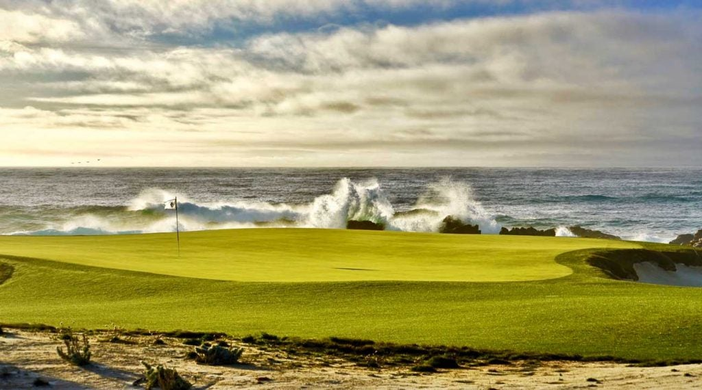 Monterey Peninsula Country Club's Shore Course.