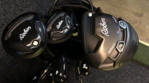Direct-to-consumer brand Robin Golf will offer sets for men and women ($799), and children ages 6-12 ($249 and up).