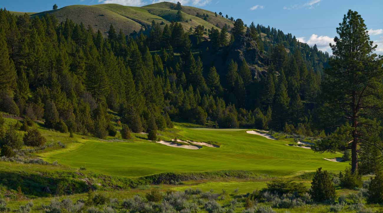 Rock Creek Cattle Company, Top 100 Courses