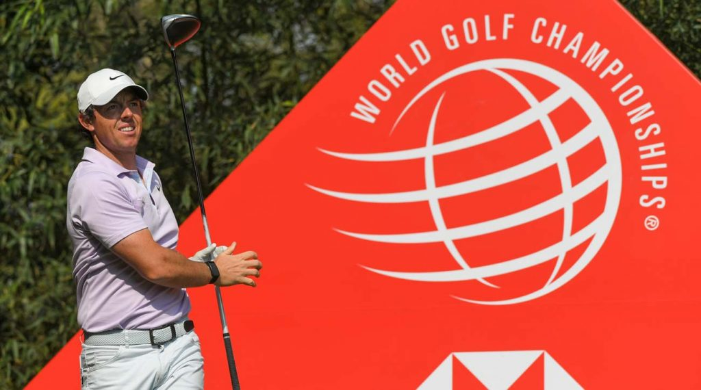 Rory McIlroy claimed his 18th career PGA Tour victory in China on Sunday.