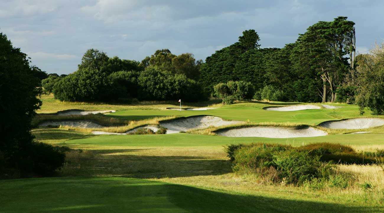 Royal Melbourne (East), Top 100 Courses