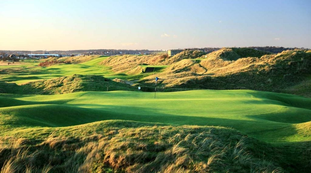 Rye's Old course is now ranked No. 67.