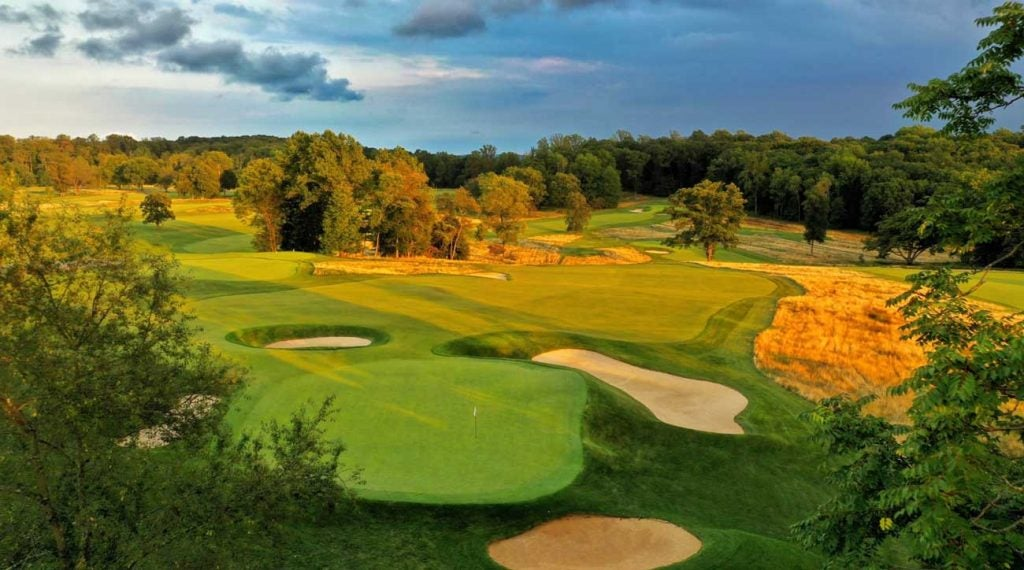 New Jersey's Somerset Hills is now No. 42.