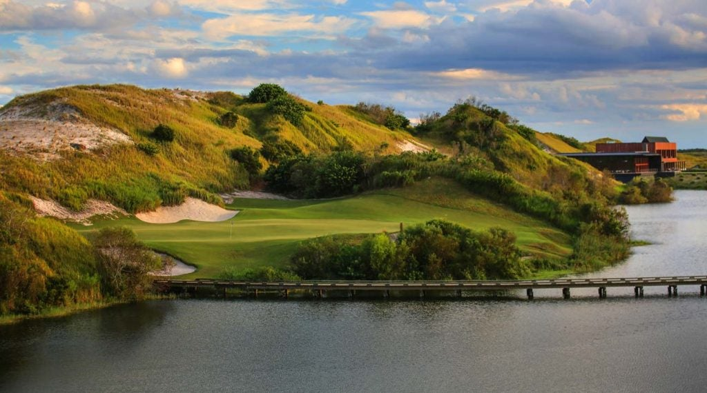 Streamsong Resort has three majestic courses on property.