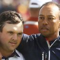 Tiger Woods Patrick Reed