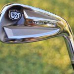 Wilson's Staff Model utility iron has been implemented by Gary Woodland and Brendan Steele.