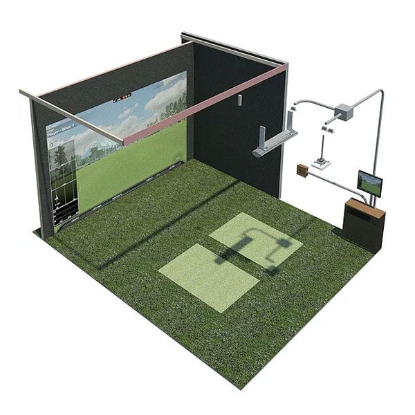 aboutgolf Classic golf simulator