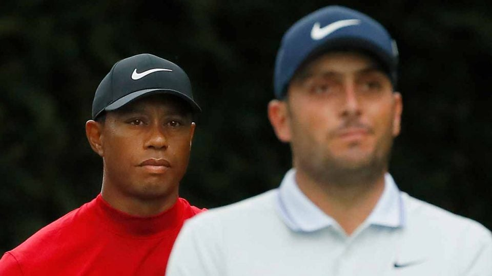 Francesco Molinari said the Masters marked a turning point in his on-course confidence.