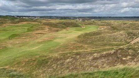 The Island Golf Club, just north of Dublin.