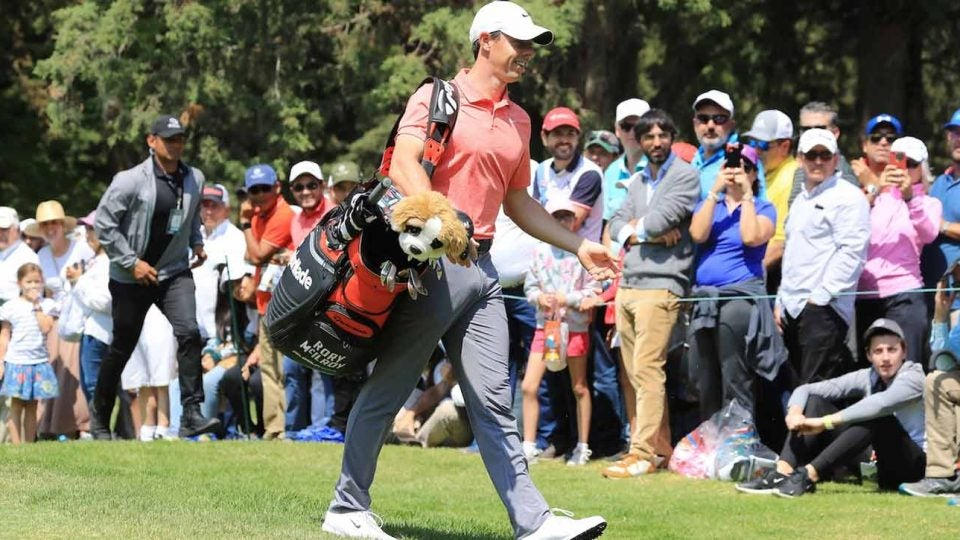 You're carrying it the wrong way, Rory.