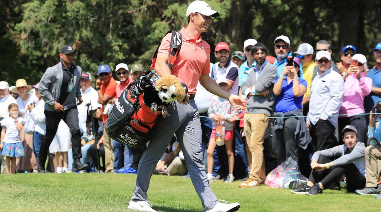 Golf bag too heavy? Following the '20 percent rule' could save your back